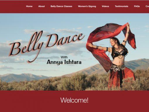 Annya Ishtara Dance