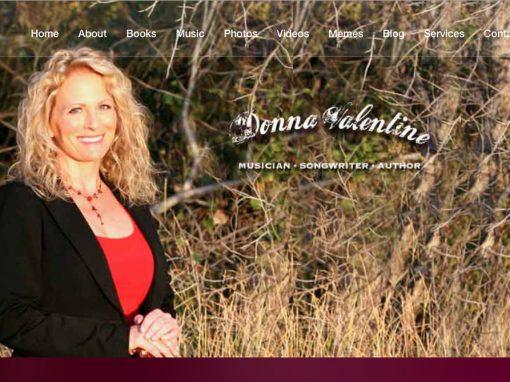 Donna Valentine WEB