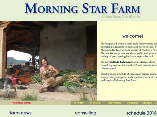 Morning Star Farm WEB