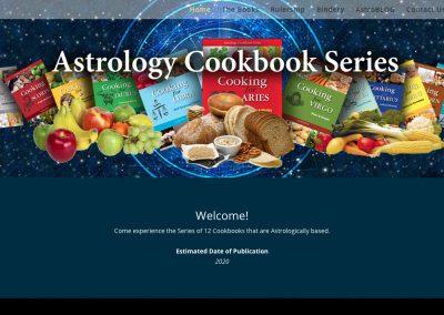 Astrology Cookbook Series